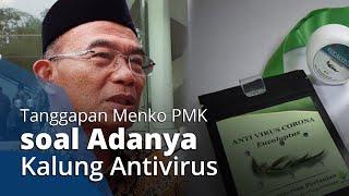 Kementan Luncurkan Kalung Antivirus Corona, Menko PMK: Perlu Ada Penelitian Lebih Lanjut