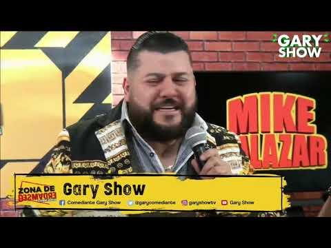 Gary Show - Combo de chistes con Mike Salazar