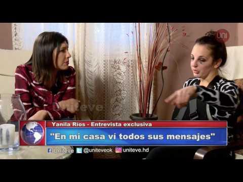 Entrevista exclusiva a Yanila Rios - Completa