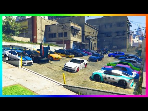 GTA ONLINE TUNERS & OUTLAWS FREEMODE SPECIAL - FASTEST NEED FOR SPEED GTA 5 CARS, VEHICLES & MORE!