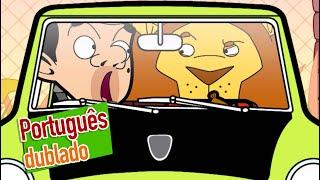 No Safari   Episódios Completos   Série animada   Mr Bean Portugal