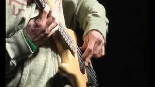 Takáts Tamás Blues Band - Patyi Sándor bass solo - Mike Zsolt drum solo