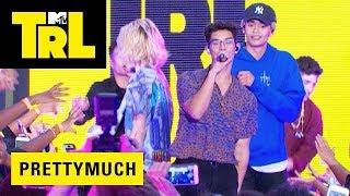 PRETTYMUCH Perform 'Teacher'   TRL