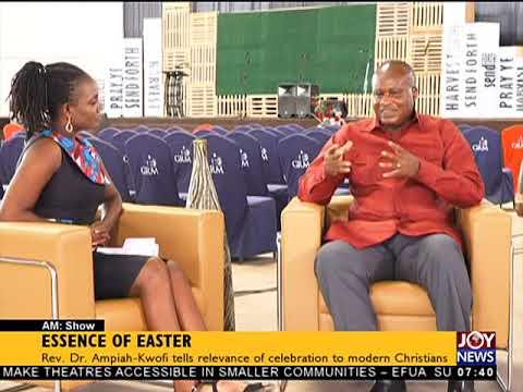 Essence Of Easter - AM Show on JoyNews (30-3-18)