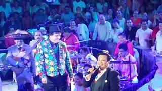 Juan Gabriel y SU MEJOR IMITADOR en Vivo Feria Tabasco