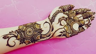 Ramazan Special Mehndi Design 4 2018 Heena Vahid Most Popular