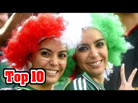 Top 10 AMAZING Facts About MEXICO