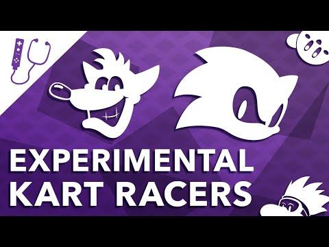 Experimental Kart Racers - Sonic, Kirby, Snowboard Kids & More