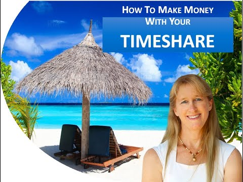 Discover Why Your Timeshare May Be The Best Investment You've Ever Made!