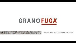 Granofuga - fugowanie nawierzchni brukowych