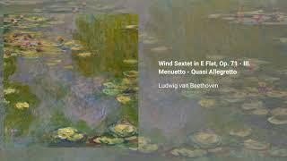 Wind Sextet in Eb, Op. 71