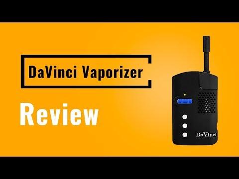 DaVinci Vaporizer Review – Vapesterdam
