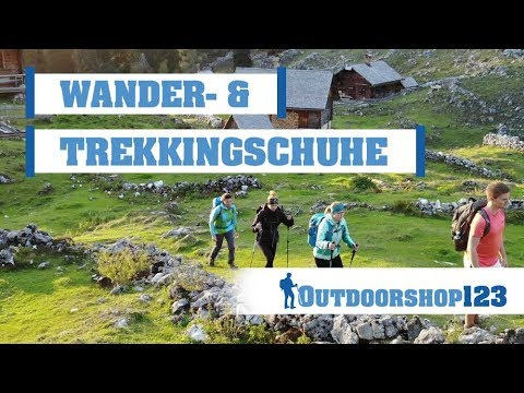 Wander- & Trekkingschuhe