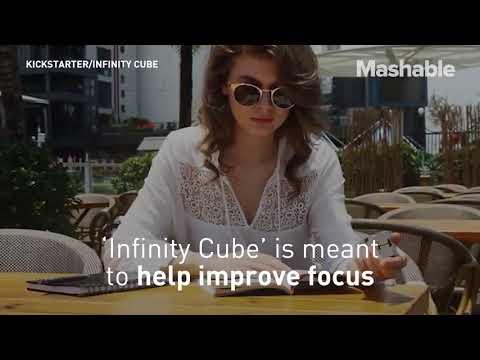 Спиннер можно выбрасывать! Infinity Cube  - это круче!