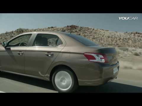 ► 2013 Peugeot 301 - DRIVING [HD]