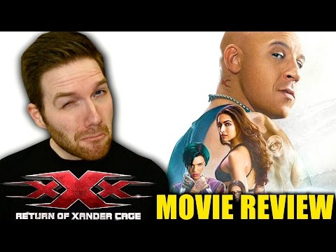xXx: Return of Xander Cage - Movie Review