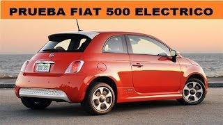 Probamos el Fiat 500e electrico