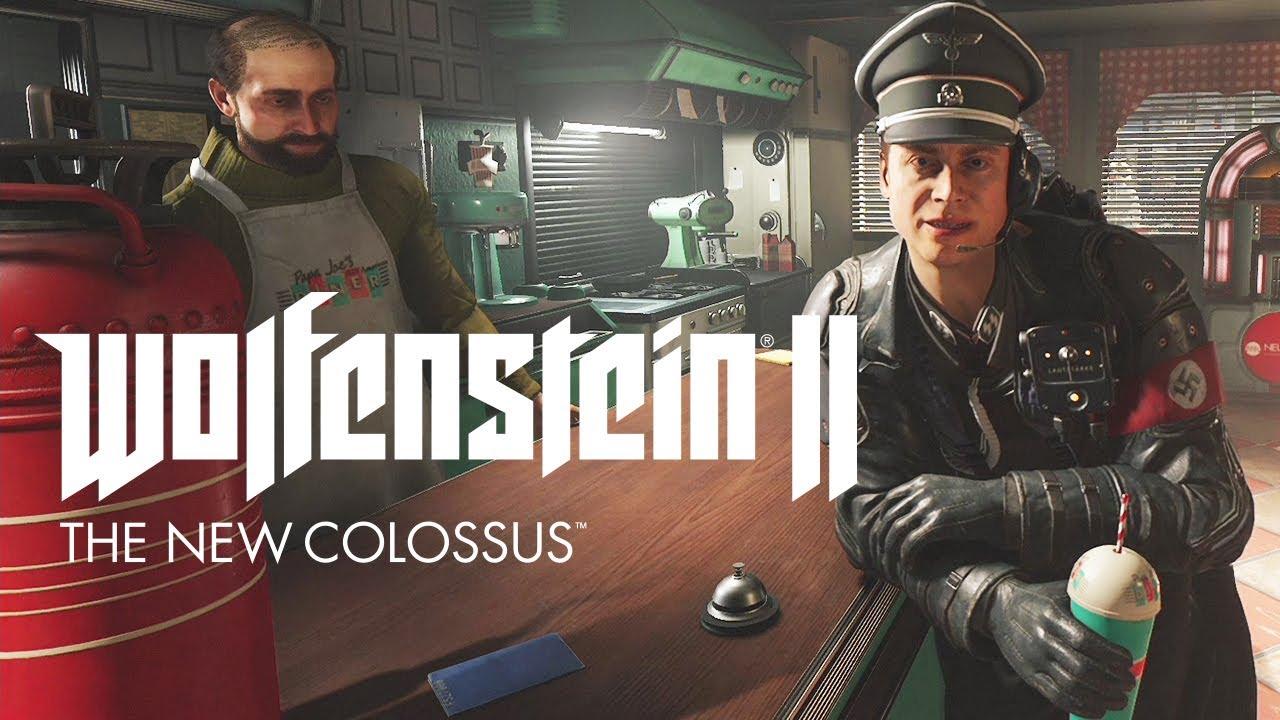 Wolfenstein II: The New Colossus – Frappè alla fragola