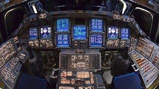 Increibles imagenes que nunca habias visto en el Interior del Endeavour en VR