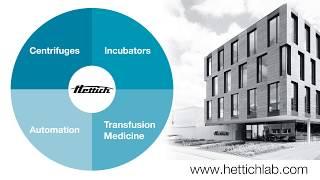 De Hettich incubatoren - IvD of niet IvD Kijk en leer waarom de HettCube incubatoren de nieuwe benchmark zijn in standaard en gekoelde incubatoren
