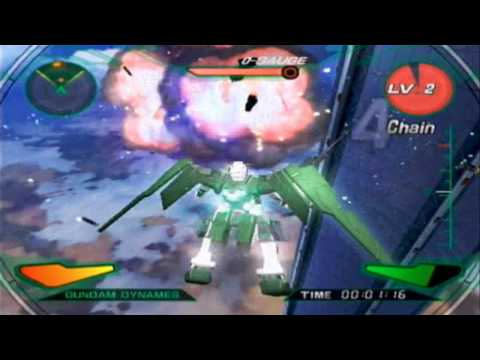 Mobile Suit Gundam 00 : Gundam Meisters Playstation 2