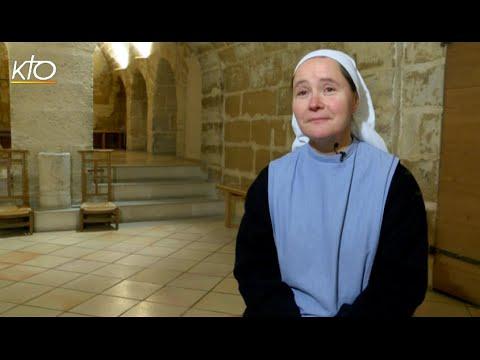 Soeur Carla, Prieure des Fraternités monastiques de Jérusalem à Paris