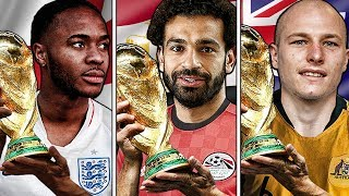 PREDICTING THE 2018 FIFA WORLD CUP!!!