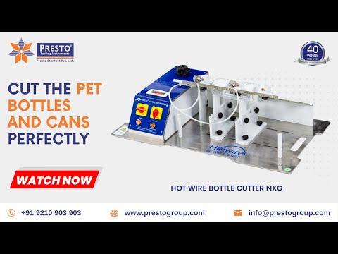 Hot Wire Bottle Cutter NXG