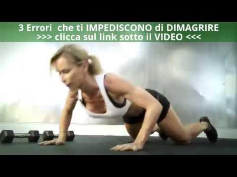 La stampa per perdere il video di peso