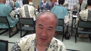 小松高校22回同窓会宴会辻のや花の庄