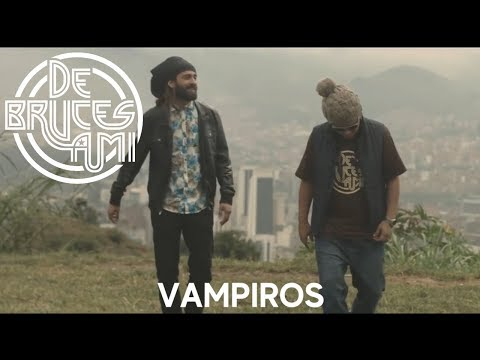 Letra Vampiros De Bruces A Mi Ft Afaz Natural