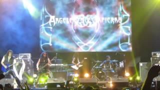 Angeles del Infierno Live @ Ciudad Juarez - 21-Oct-2016