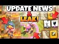Download Video NEXT UPDATE NEWS & NEW HERO LEAKS! | Clash Royale | MY CRAZIEST WAR MATCH EVER!