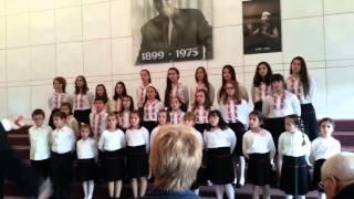 Финландска песен, концерт 12 април 2013 г.