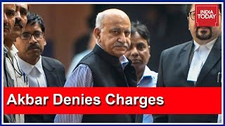 Accused Of Rape, MJ Akbar Denies Charges Made By Former Colleagues