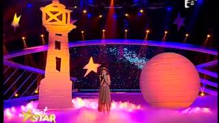 "Ana Neaţu interpretează celebra melodie ""Caruso"""