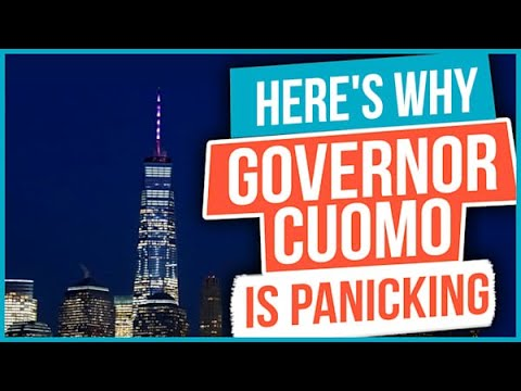Here's Why Governor Cuomo is Panicking