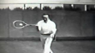 Bill Johnston Forehand