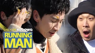 Lee Kwang Soo Has the Worst Luck When It Comes to Random Draws [Running Man Ep 439]