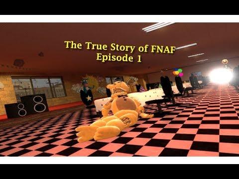 Gmod FNAF | The Story of FNAF - смотреть онлайн на Hah Life