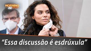 Joel: Luana Araújo lavou a alma do Brasil