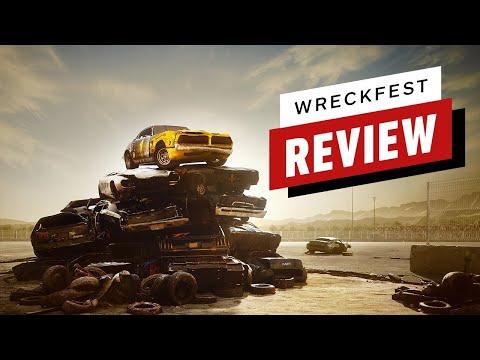 Wreckfest Review