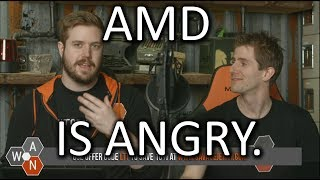AMD strikes back at GPP - WAN Show Mar 30 2018