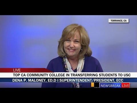 El Camino College President Dr. Dena P. Maloney Talks ECC