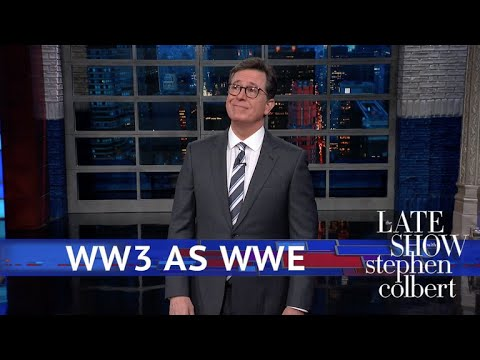 The President's WrestleMania Foreign Policy