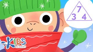 Fact Family Triangles - Addition And Subtraction Cartoon | Math For 1st Grade | Kids Academy