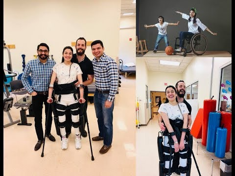 Muniba Mazari First Time Standing Up After 10 Years | Full Story | 2018 -  Youtube Download