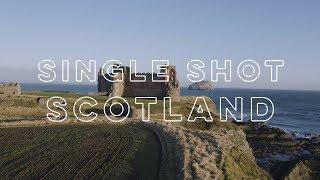 Single Shot Scotland - Tantallon Castle