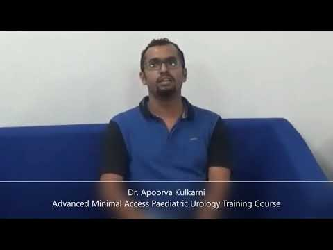Advanced Minimal Access Paediatric Urology Training Course