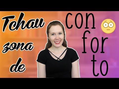 Tchau, Zona de Conforto | Leituras de Deni